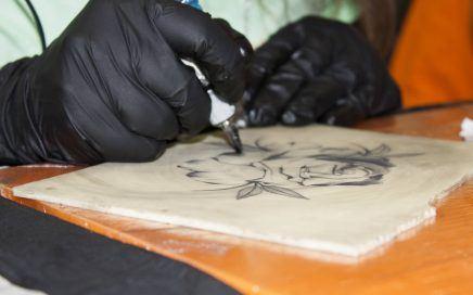 Esercitazione pratica Tatuaggio - 1 lezione