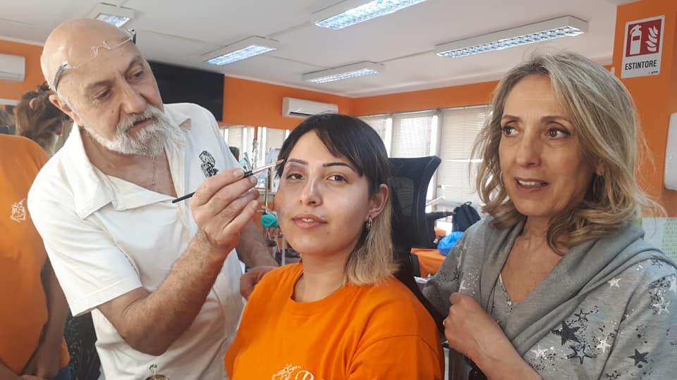 corso trucco roma- corso make up 2